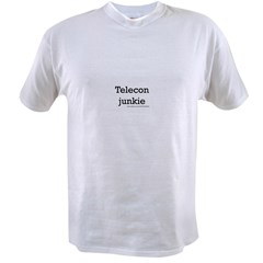 teleconjunkie Value T-shirt