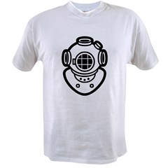 Diving Helme Value T-shirt