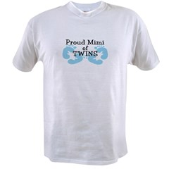 New Mimi Twin Boys Value T-shirt