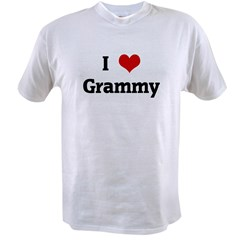 I Love Grammy Value T-shirt