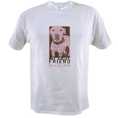 Vintage Best Friend Value T-shirt