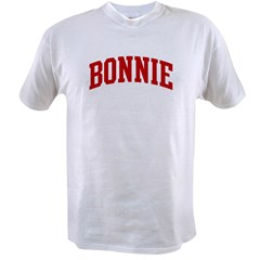 BONNIE (red) Value T-shirt