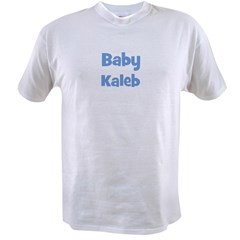 Baby Kaleb (blue) Value T-shirt