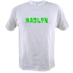 Madilyn Faded (Green) Value T-shirt