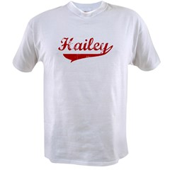 Hailey (red vintage) Value T-shirt
