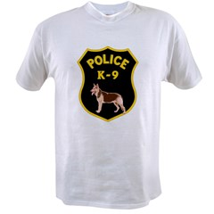 K9 Police Officers Value T-shirt