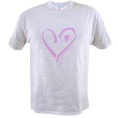 Breast Cancer Value T-shirt