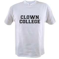 Clown College Value T-shirt
