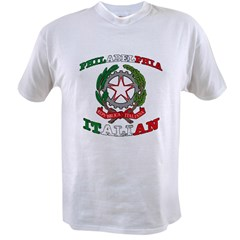 Philadelphia Italian Value T-shirt