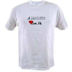 Marine Loves Me Value T-shirt
