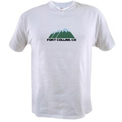 Fort Collins Value T-shirt