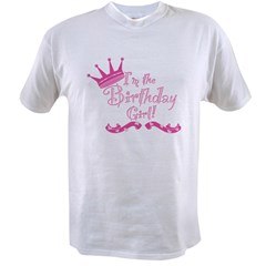 BirthdayGirl2 Value T-shirt
