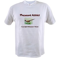 Pheasant Addic Value T-shirt
