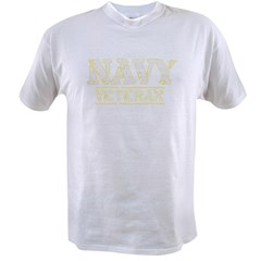 navy vet dark Value T-shirt