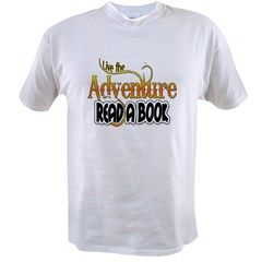 Reading Adventure Value T-shirt