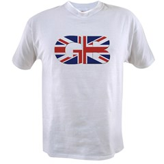 Great Britain (UK GB & NI) Value T-shirt