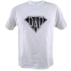 SuperDad - Metal Value T-shirt