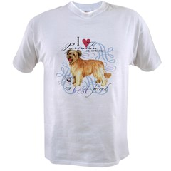 Pyrenean Shepherd Value T-shirt