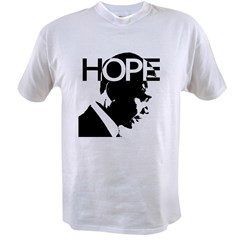 HOPE Obama Value T-shirt
