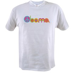 Retro Vintage Obama Value T-shirt