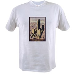 Rockefeller Center NYC Value T-shirt