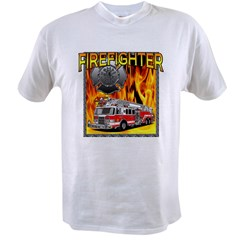 LADDER TRUCK Value T-shirt