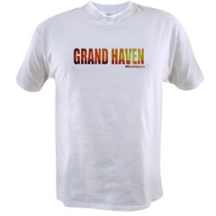 Grand Haven, Michigan Value T-shirt