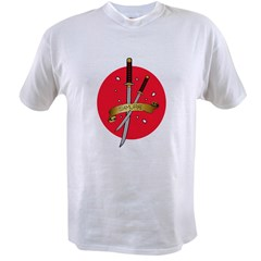 Sakura Samurai Value T-shirt