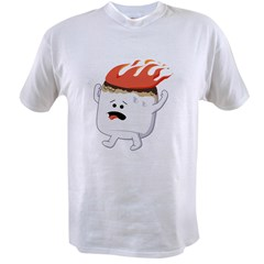 Marshmallow Value T-shirt