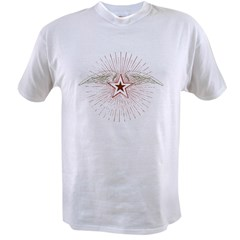 Vintage Flying Star Value T-shirt