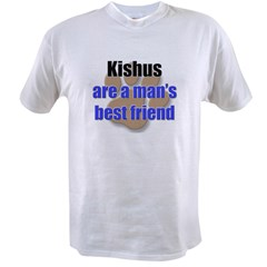 Kishus man's best friend Value T-shirt