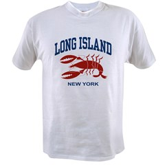 Long Island New York Value T-shirt