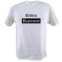 Eritrea - Represen Value T-shirt