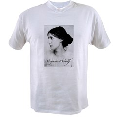 Virginia Woolf Value T-shirt