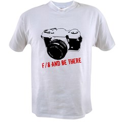 f/8 and be there Value T-shirt