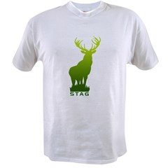 DEER STAG GRAPHIC Value T-shirt