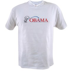 Piss on Obama Value T-shirt