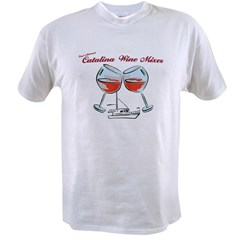 Catalina Wine Mixer Value T-shirt