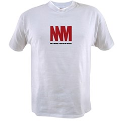 Network for New Music Value T-shirt