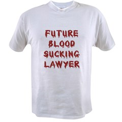 Future BS Lawyer Value T-shirt