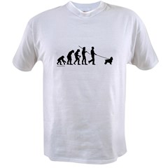 Cocker Evolution Value T-shirt