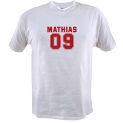 MATHIAS 09 Value T-shirt