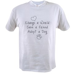 Save a Friend Value T-shirt