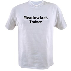 Meadowlark trainer Value T-shirt