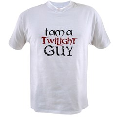 I Am A Twilight Guy Value T-shirt