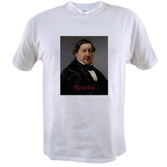 Rossini Value T-shirt