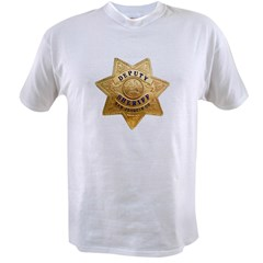 San Joaquin Sheriff Value T-shirt