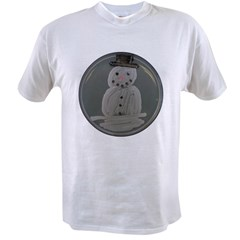 Snowman Value T-shirt