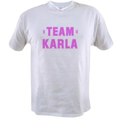 Team KARLA Value T-shirt