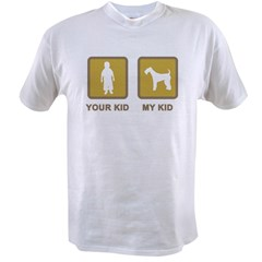 Airedale Terrier Value T-shirt